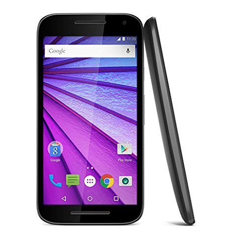 Motorola Moto G 3rd Generation No Contract Phone Virgin Mobile - Retail Packaging