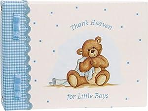 Thank Heaven for Little Boys Photo Album by Gund