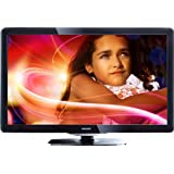 Philips 32PFL4606H/12 81 cm (32 Zoll) LCD-Fernseher, Energieeffizienzklasse C, (Full-HD, 400 Hz PMR, DVB-T,-C) schwarz