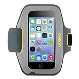 【国内正規代理品】belkin ベルキン iPhone5s/5c/5/touch5セダイスポーツフィットアームバンド GY  F8W426B3C01-A