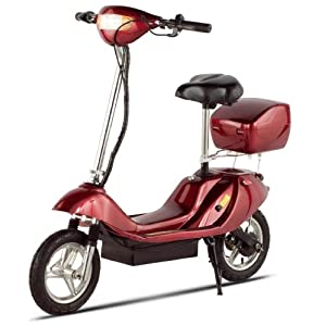Razor Scooter Parts: X-Treme Scooters X360 Electric Scooter Review