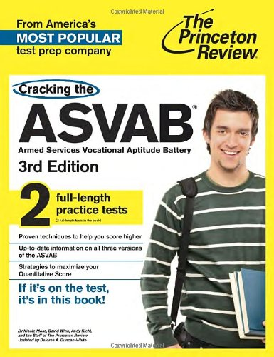 Cracking The Asvab, 3Rd Edition (College Test Preparation)