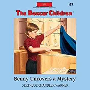 Benny Uncovers a Mystery Audiobook