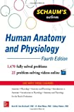 img - for Schaum's Outline of Human Anatomy and Physiology: 1,470 Solved Problems + 22 Videos (Schaum's Outline Series) book / textbook / text book