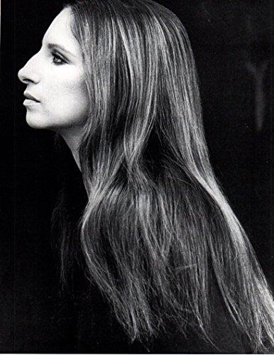 Barbra Streisand original clipping magazine photo 1pg 8x10 #R0488