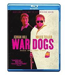 War Dogs (Blu-ray + Digital HD)