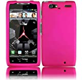 Hot Pink Hard Case Cover for Motorola Droid Razr Maxx XT913 XT916