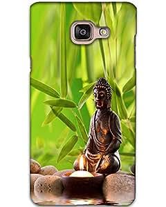 MobileGabbar Samsung Galaxy A7(2016) Back Cover Printed Hard Case