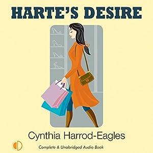Harte's Desire Audiobook