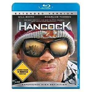 Hancock - Extended Version (Blu-ray)