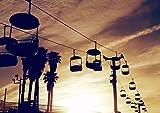 meSleep Trolleys Wall Poster
