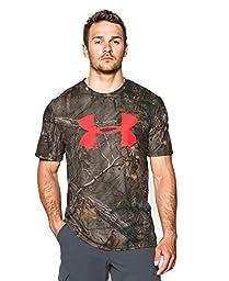 Under Armour Men\'s UA Tech Camo T-Shirt XX-Large REALTREE AP-XTRA
