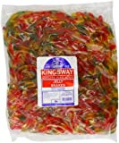 Kingsway Jelly Snakes 3 Kg
