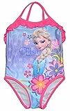 Disney Frozen Elsa Little Girls One Piece Swimsuit
