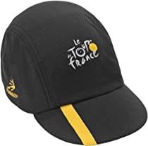 Headsweats Tour de France Performance Spincycle Hat, Black