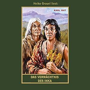 Das Vermächtnis des Inka Audiobook