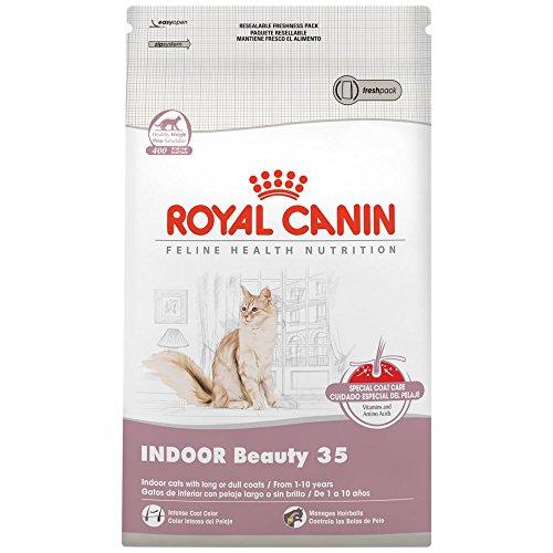 royal canin dry feline health nutrition indoor beauty 35 dry cat food 3pound. Black Bedroom Furniture Sets. Home Design Ideas