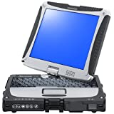"Panasonic Toughbook 19 Fully-Rugged 10.1"" Convertible Tablet Computer (2.50 GHz Intel Core i5-2520M Processor, 4 GB RAM, 320 GB Hard Drive, Windows 7) CF-19ADUAX1M"