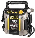 STANLEY FATMAX J7CS Jump Starter: 700 Peak/350 Instant Amps, 120 PSI Air Compressor