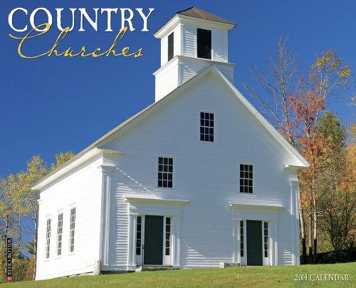 Country Churches 2014 Calendar