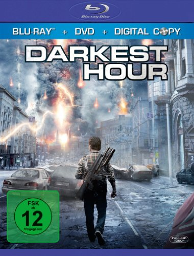 Darkest Hour (+ DVD + Digital Copy) [Blu-ray]