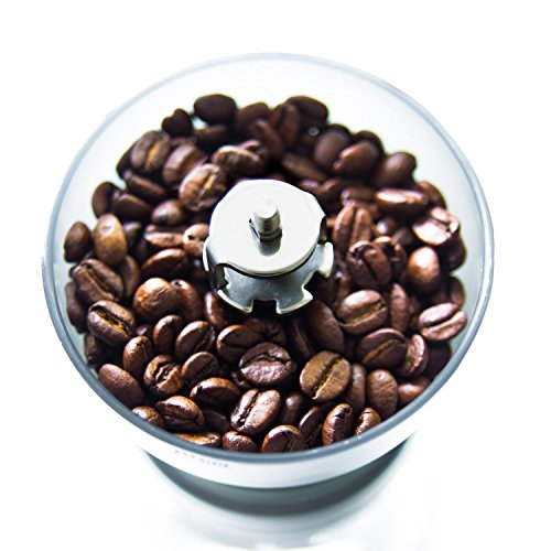 lifeplus kaffeem hle mit mahlwerk edelstahl mit keramik handkurbel. Black Bedroom Furniture Sets. Home Design Ideas