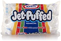 Jet Puffed Marshmallows, 16 Oz (Pack of 2)