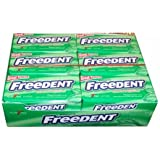 Freedent Peppermint Gum Plen - T - Pack (12 count)