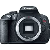 Canon T5i EOS Rebel Camera with Canon EF-S 18-55mm f/3.5-5.6 IS II Lens and Canon EF 75-300mm f/4-5.6 III Lens