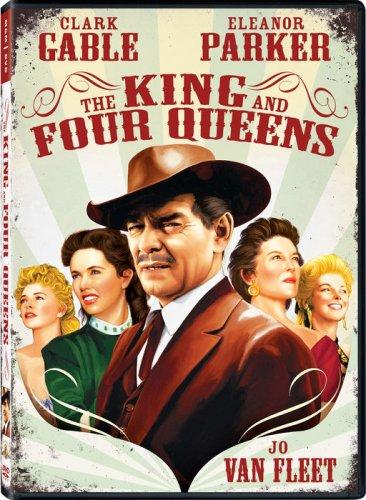 King and Four Queens, The / Король и четыре королевы (1956)