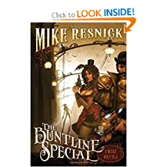 The Buntline Special: A Weird West Tale by Mike Resnick