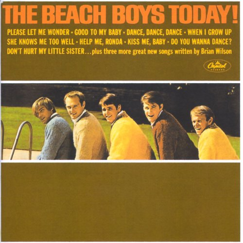 Beach Boys - Today! / Summer Days (And Summ - Zortam Music
