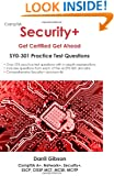 CompTIA Security+: Get Certified Get Ahead- SY0-301 Practice Test Questions