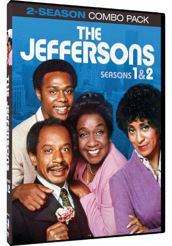Jeffersons: Season 1 & 2 [Edizione: Francia]