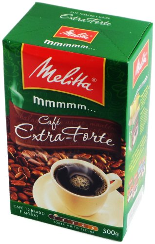 Melitta Extra Strong Roasted Coffee - 17.6 oz - (PACK OF 01)
