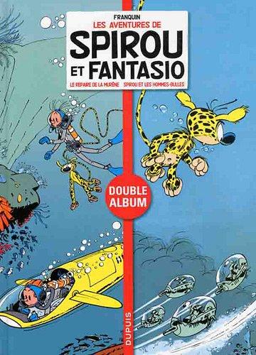 Spirou et Fantasio – Diptyques – tome 4 – Diptyque Spirou et Fantasio 4