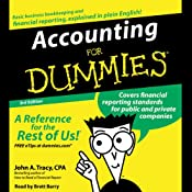 Accounting for Dummies, Third Edition | [John A. Tracy]