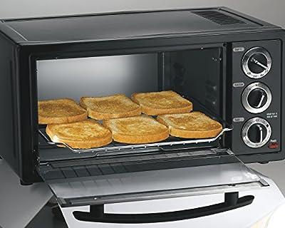 Hamilton Beach 31508 6 Slice Capacity Toaster Oven by Hamilton Beach