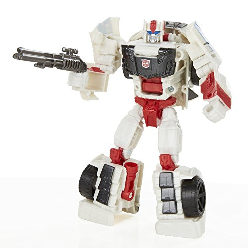 Transformers Generations Combiner Wars Deluxe Class Protectobot Streetwise Action Figure by Transformers