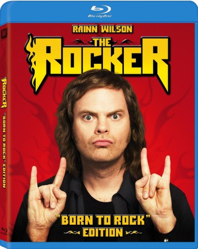 Cover art for  The Rocker (Born to Rock Edition) [Blu-ray]