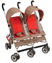 Jeep Wrangler Twin Sport All-Weather Stroller, Heat