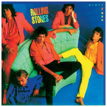 Rolling Stones - Dirty Works - Zortam Music