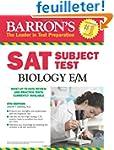 Barron's SAT Subject Test Biology E/M