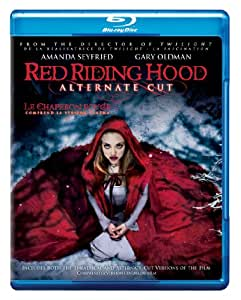Red Riding Hood (Alternate Cut) [Blu-ray + DVD] (Bilingual)