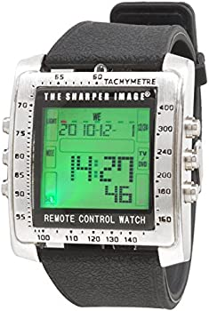 Sharper Image Control Digital Remote Control Watch