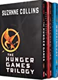 The Hunger Games Trilogy with Pin (Hunger Games / Catching Fire / Mockingjay)