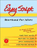 img - for EasyScript, 1: How To Take Fast Notes in a Matter of Hours book / textbook / text book