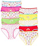 Little Princess Girls 7-16 Lorraine Brief