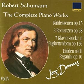 Schumann: The Complete Piano Works Vol. 4