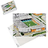 Photo Jigsaw Puzzle of Carrow Road Stadia Art - Norwich City FC 9376274